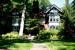 A Meade & Hamilton Mansion